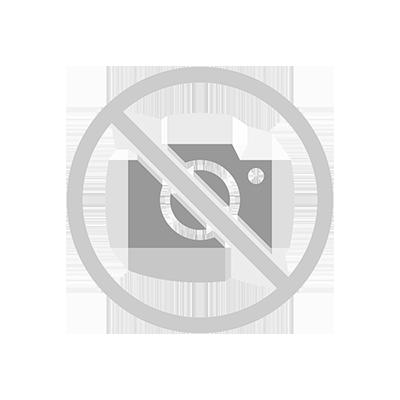 CUATRO SILLAS DE JARDÍN, en metal color blanco