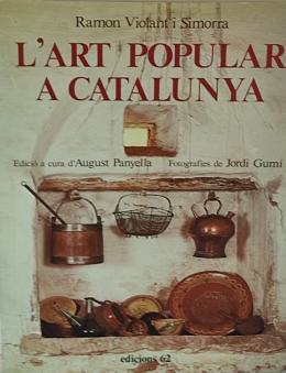 . L¿ART POPULAR A CATALUNYA.