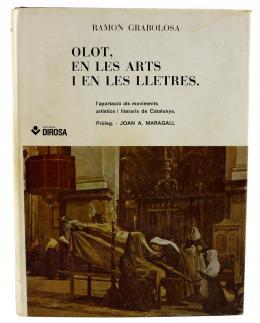 """""""OLOT EN LES ARTS I EN LES LLETRES""""."""
