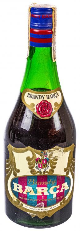 """BOTELLA BRANDY """"BARÇA"""""""