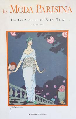 LA MODA PARISINA: LA GAZETTE DE BON TON (1912-1925)