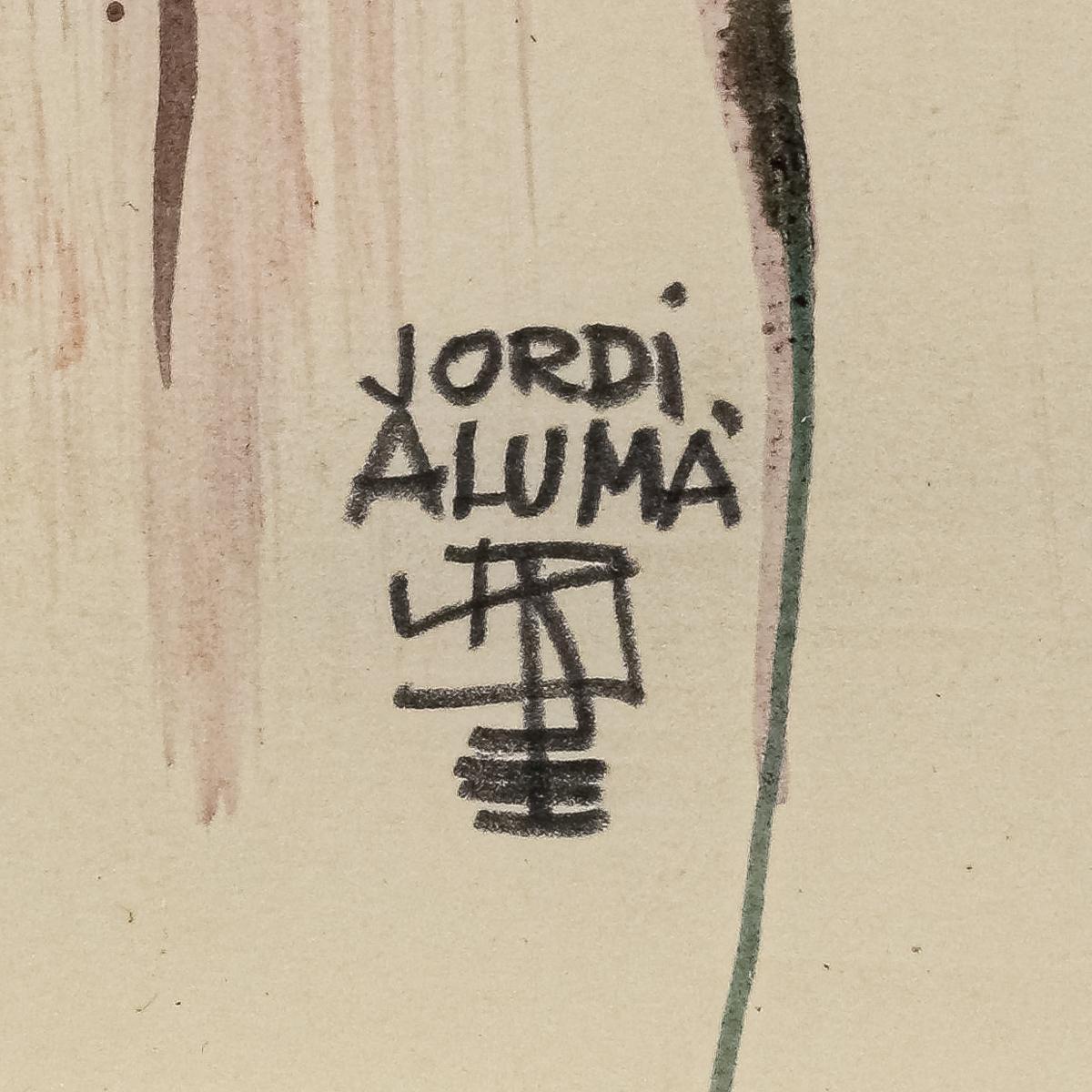 ALUMÀ MASVIDAL, JORDI