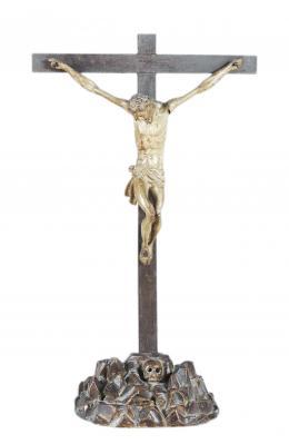 CRISTO CRUCIFICADO, S.XIX