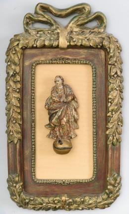 ESCUELA ESPAÑOLA SIGLO XVIII Inmaculada