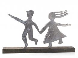 NADIM KARAM (Senegal, 1957) Le couple from Solfeggio 101