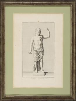SEGUN DISEÑO DE JACOB GOTTLIEB Jupiter tonnant y Vestale