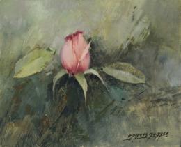 CARLOS MORAGO (Madrid, 1945) Rosa