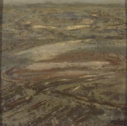 FRANCISCO ARIAS (Madrid, 1911-1977) Paisaje