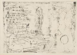 ZAO WOU-KI (1921-2013) Composición