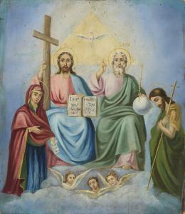 ICONO GRIEGO, S.XIX