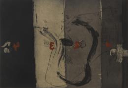 ANTONI TÁPIES ( Barcelona, 1923- 2012) Sin titulo. 1,2.3.4