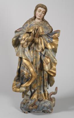 ESCUELA ESPAÑOLA SIGLO XVI-XVII Inmaculada