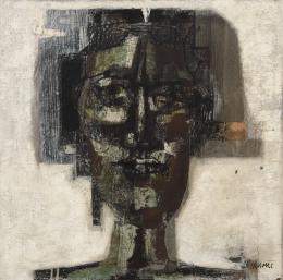FERNANDO MIGNONI GUERRA (Madrid, 1929 - 2011) Rostro