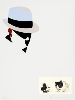 EDUARDO ARROYO (Madrid, 1937-2018) Sin título, 1984