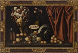 BLAS DE LEDESMA (Granada último tercio s.XVI-1620) Bodegones.