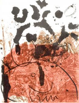 ANTONI CLAVE (Barcelona, 1913 - Saint Tropez, 2005) Trovadors