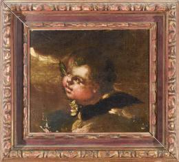 PAREJA DE ANGELOTES, ESCUELA ESPAÑOLA S. XVII