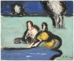 GINÉS PARRA (Zurgena, Almería, 1896 - París, 1960) Sin título