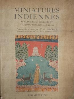 W.G. ARCHER Miniatures Indiennes