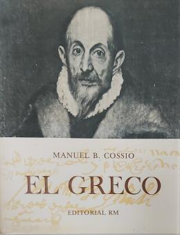 MANUEL B. COSSIO El Greco.