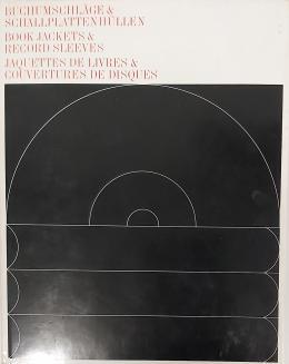KURT WEIDEMANN Buchumschläge & Schallplattenhüllen. Book Jackets & Record Sleeves. Jaquettes de Livres & Couvertures de Disques.