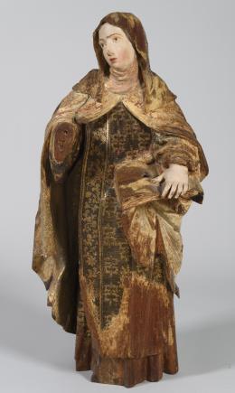 SANTA TERESA, ESCUELA TOLEDANA S. XVII