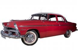 PLYMOUTH POWERFLITE BELVEDERE ROJO PLYMOUTH POWERFLITE BELVEDERE Plymouth Belvedere es una serie de modelos de automóviles estadounidenses fabricados por Chrysler entre 1954 hasta 1970 comercializados bajo la marca Plymouth, el Belvedere reemplazó al Cran