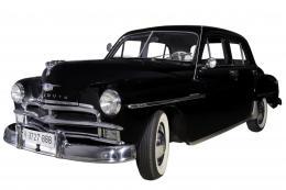 PLYMOUTH SPECIA LDELUXE Km: 51555 millas . PLYMOUTH SPECIAL DELUXE 1950Este modelo de Plymouth se caracterizaba por las cuatro puertas de las que disponía para dar un mayor confort a sus ocupantes. Fue un vehículo muy popular en los años que se comerciali