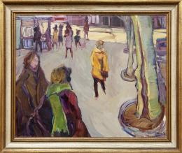 JOSEP CORES MAS (1935) Pintor leridano SIN TÍTULO, 1976