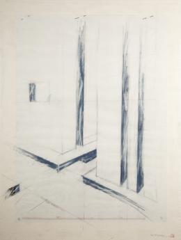 JUAN ECHEGOYEN KRUG (1950) Pintor bilbaíno VENECIA 4
