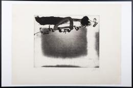 ANTONI TÁPIES (1923- 2012) Pintor barcelonés PANIER, 1987
