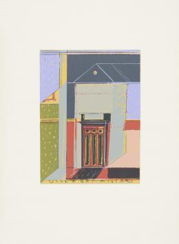 FELIX WEINOLD (Alemania, 1960) Vila dei Misteri, 1993.