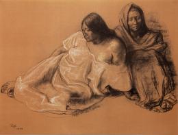 FRANCISCO ZUÑIGA (1912-1998) Mujeres