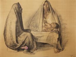 FRANCISCO ZUÑIGA (1912-1998) Las tres edades de la mujer