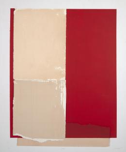 RAFAEL CANOGAR (1935) Artista toledano FUEGO, 2003