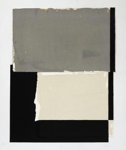 RAFAEL CANOGAR (1935) Artista toledano TIERRA, 2003