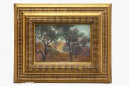 ELISEO MEIFREN ROIG (Barcelona, 1859 - 1940) Paisaje