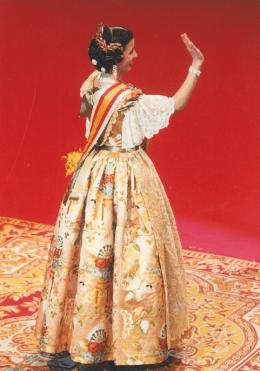 Lola Flor Bustos FMV 2000
