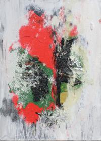"""PHILIPPE PASTOR (1961). """"ABSTRACTO"""", 2014."""