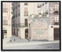 "JORDI MIR (XX). ""PLAÇA SANT JUST"", BARCELONA, 1995."