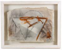 """ALBERT RÀFOLS-CASAMADA (1923-2009). """"HERZEGOVINO 6"""", 1988."""