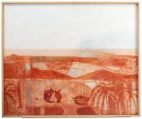 "PACO DURAN VILA (1955). ""PAISATGE SANGUINA"", 2003."