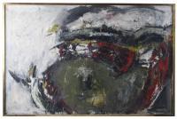 "JAN STEKENLENBURG (1922-1977). ""COMPOSICIÓN"", 1964."